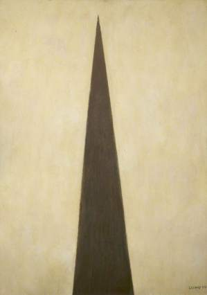 Lowry, Laurence Stephen; The Spire; The L. S. Lowry Collection; http://www.artuk.org/artworks/the-spire-162382